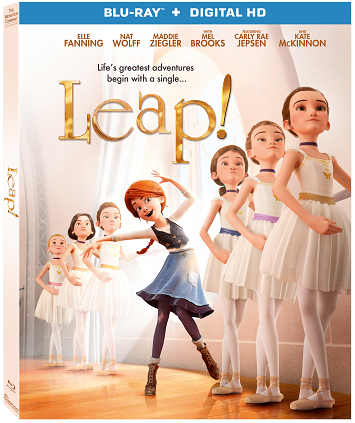 The Family Animated Movie Leap!