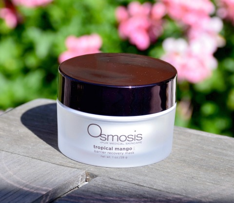 Osmosis Skincare Tropical Mango Barrier Recovery Mask