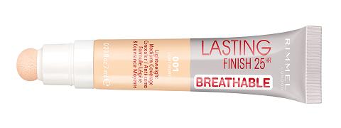 Rimmel London Lasting Finish Breathable Concealer