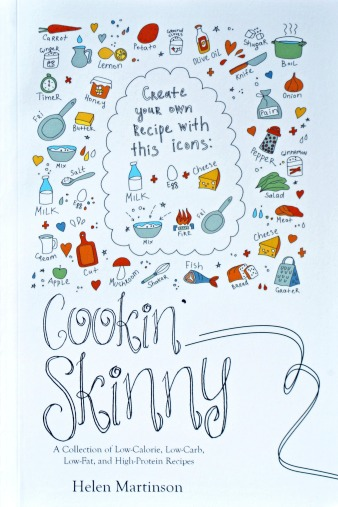 Cookin' Skinny – Real Life Recipes for Real Weight Loss