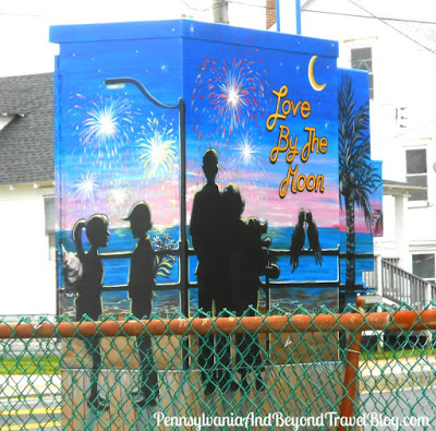 Street Art in Downtown Wildwood New Jersey