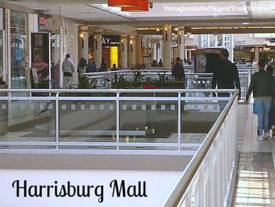 Harrisburg Shopping Mall in Pennsylvania