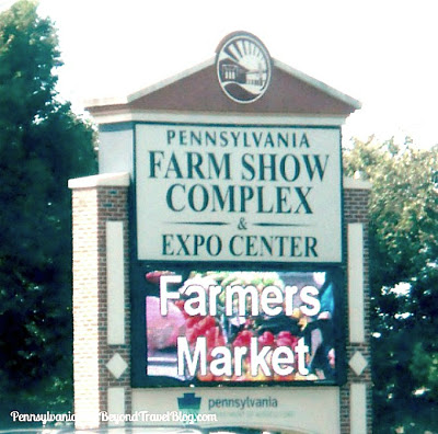 Pennsylvania Farm Show Complex in Harrisburg